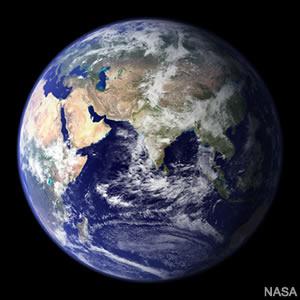 Nasa earth photo