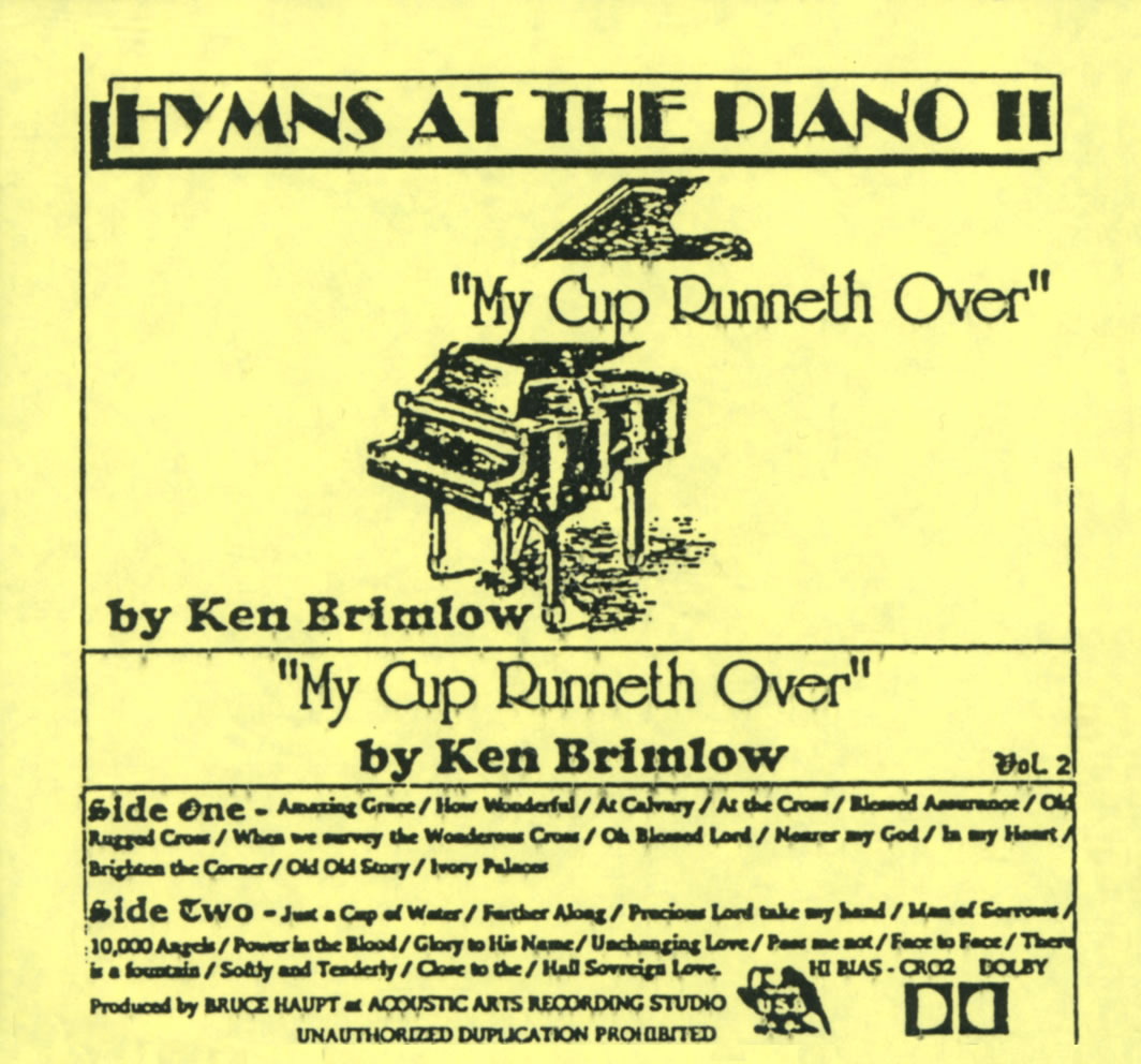 Hymns At The Piano II